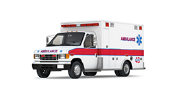 Used Excellance Critical Care Ambulance