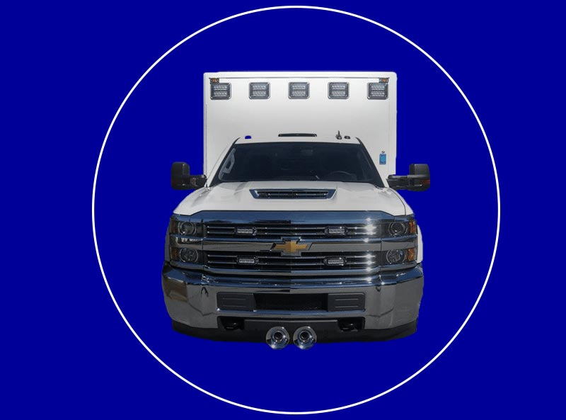 chevy ambulance remount emergency vehicle