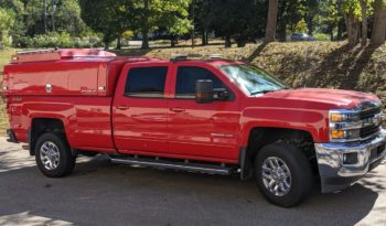 New Demo Chevrolet 3500 Rescue / Command Vehicle full