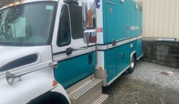 Used Excellance Critical Care Ambulance full
