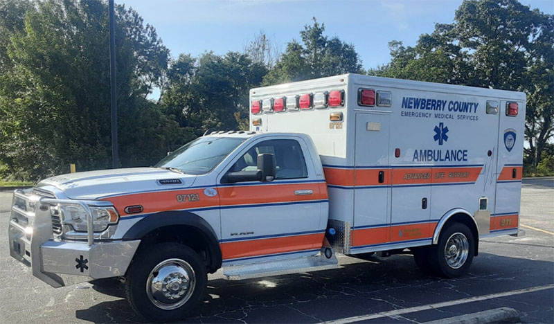 New Demo Chevrolet 3500 Rescue / Command Vehicle